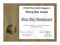 We've Received the Rising Star Award